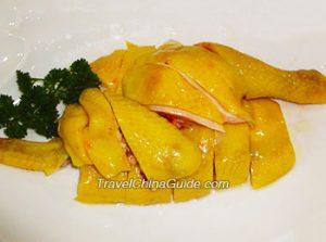 White Cut Chicken (Bai Qie Ji)